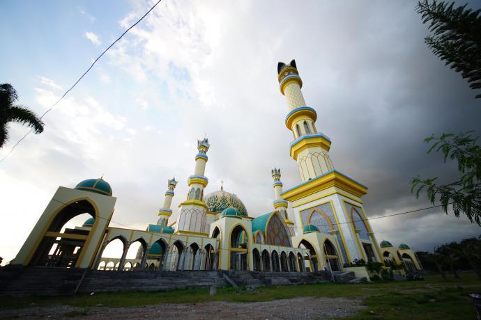 masjid-dilombok