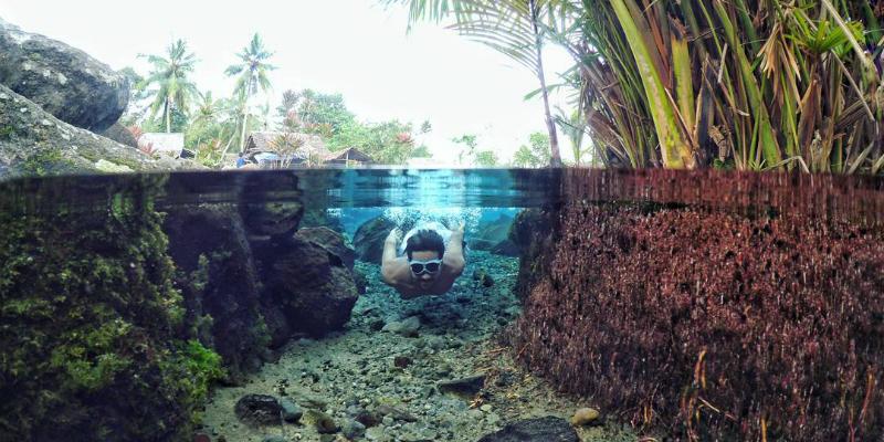 Mata Air Citaman Warisan Indah Dari Masa Prasejarah