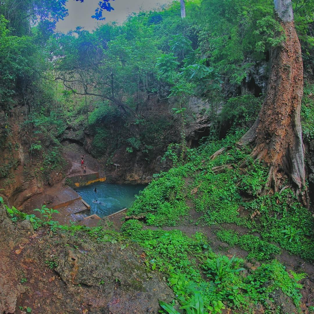 Mata Air Sri Mulih, Ngreneng, Gunung Kidul IG @bangkit_ranran