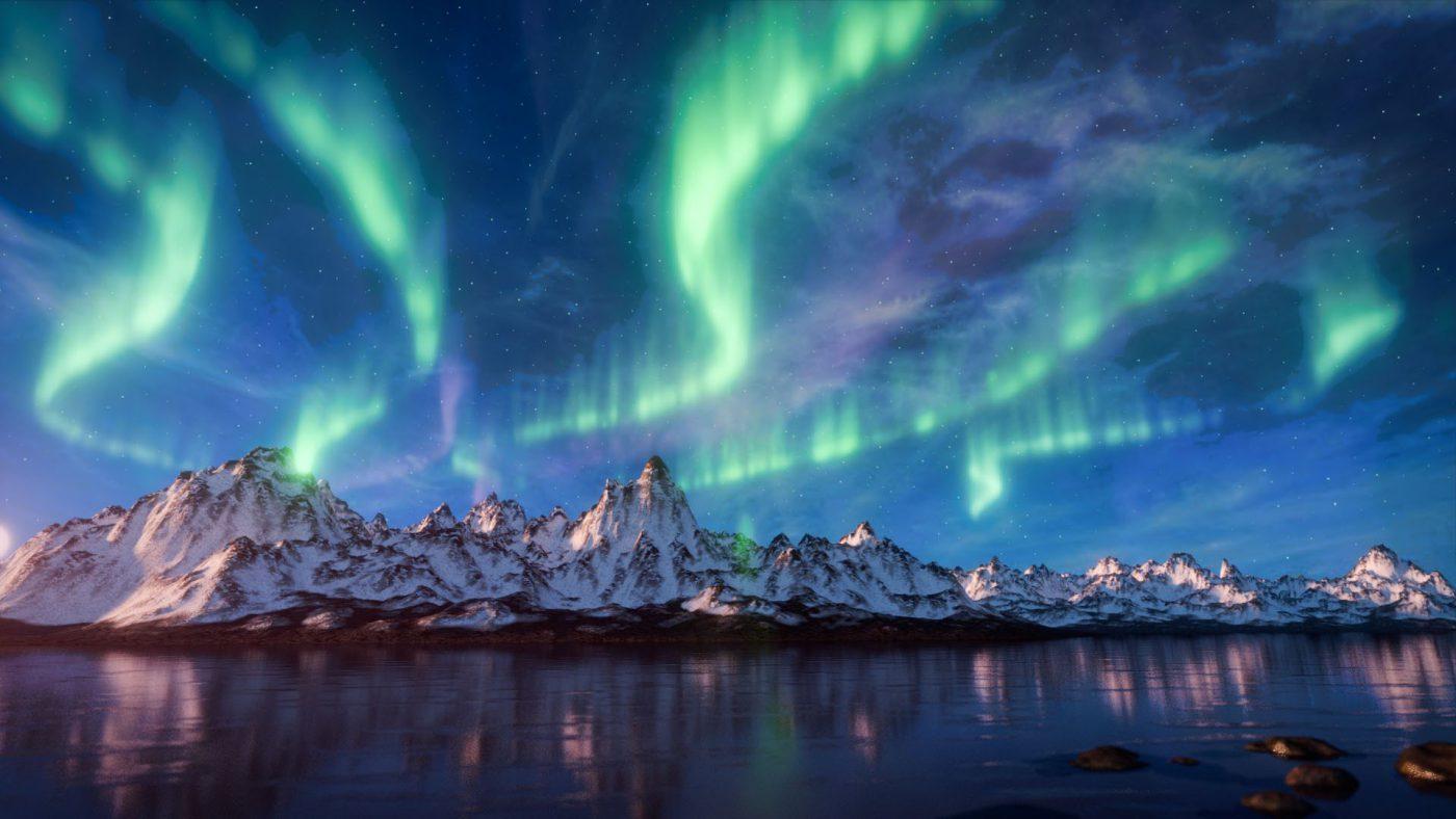 Aurora Borealis, Cahaya Cantik Lukisan Tuhan.