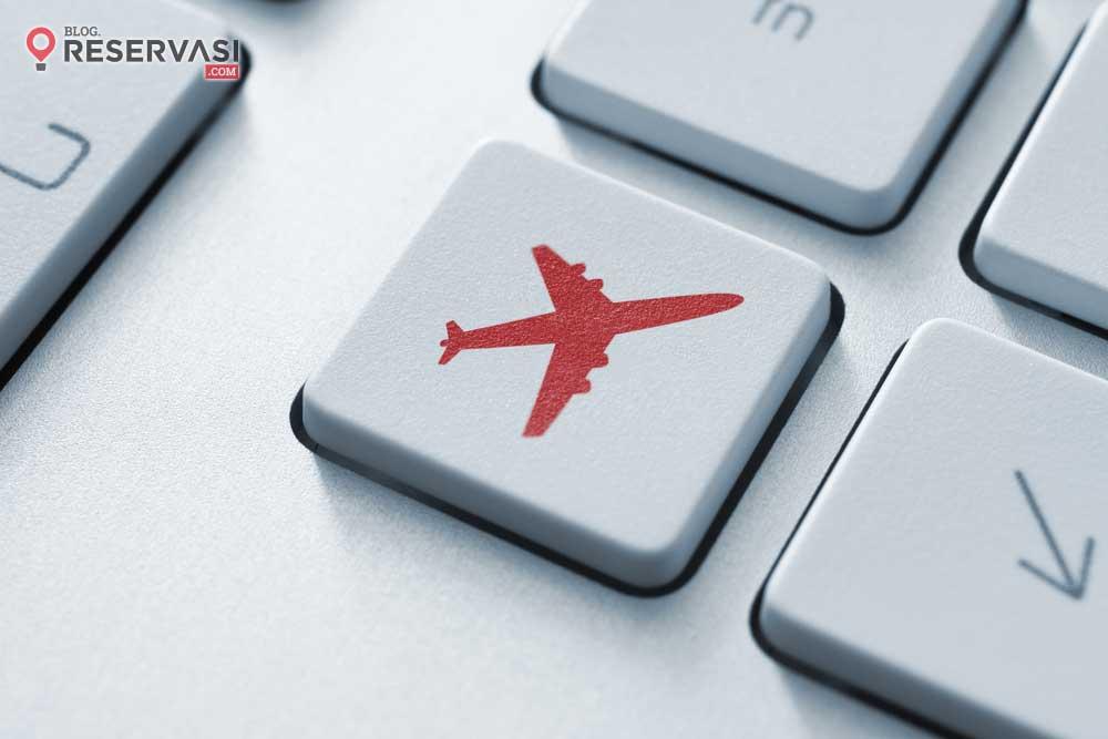 Hindari Kesalahan-Kesalahan Ini Saat Memesan Tiket Pesawat