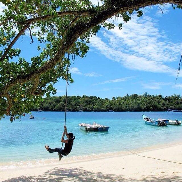 Pantai Iboih, Aceh (@nenkyala)