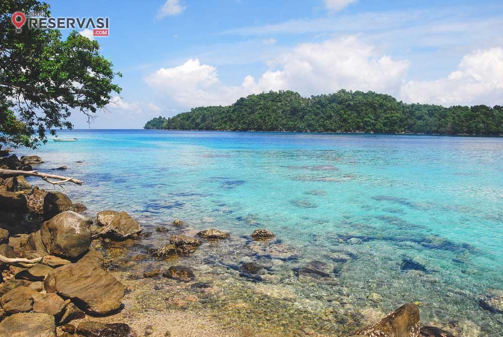 Pantai Iboih, Sepotong Surga di Ujung Barat Indonesia