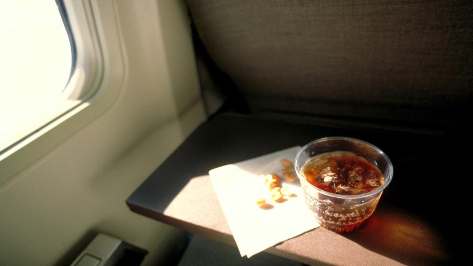 alergi kacang di pesawat