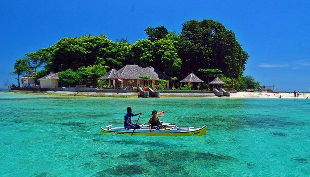 Pulau Samalona,  Gerbang Surga Terumbu Karang di Timur Indonesia