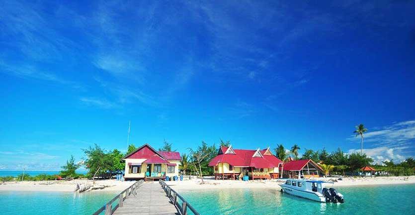 Pulau Tinabo, Surga Tersembunyi di Ujung Sulawesi