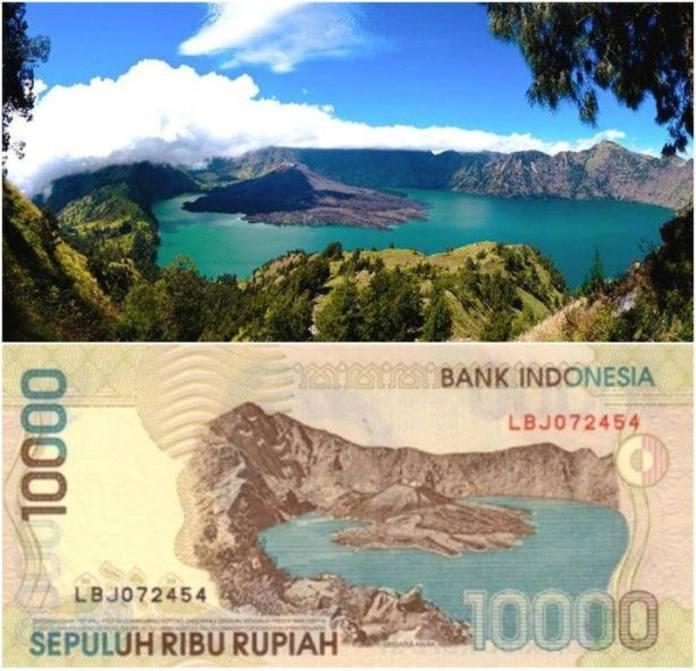 15 Destinasi Indah di Indonesia yang Sering Muncul pada Mata Uang Rupiah