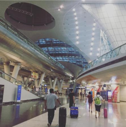 Bandara Internasional Incheon, Korea selatan