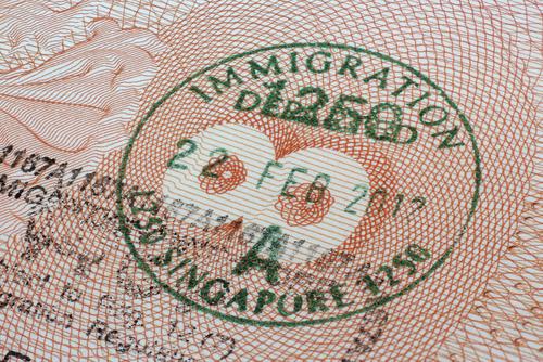 Tertahan di Imigrasi, Awal Perjalanan Tak Terlupakan di Singapura