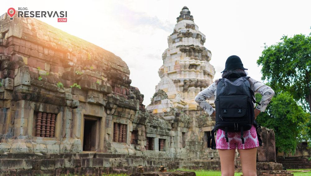 Tempat Liburan Solo Traveling Terbaik di Indonesia!