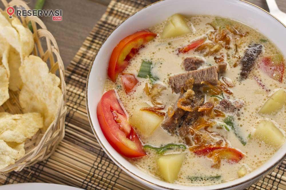 5 Kuliner Tangerang Selatan yang Sayang untuk Dilewatkan