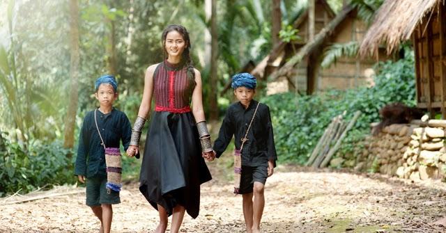 Anak-anak suku Baduy
