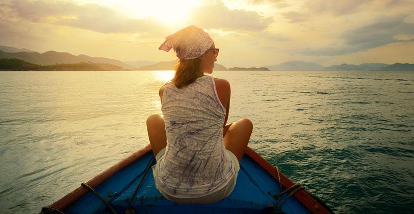 Solo Traveling Makin Digandrungi Perempuan, Lirik 10 Manfaatnya Buat Kamu