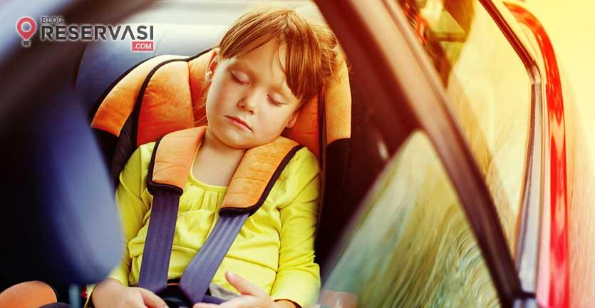 Begini Cara Menikmati Travelling Bersama Anak-Anak