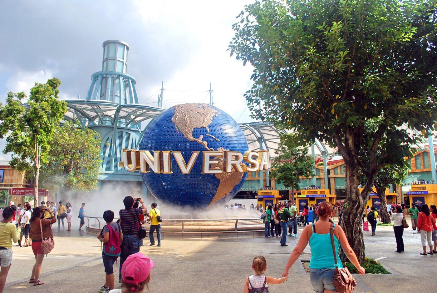 Jangan Lewatkan Wahana Ini Jika Berkunjung  Ke Universal Studio