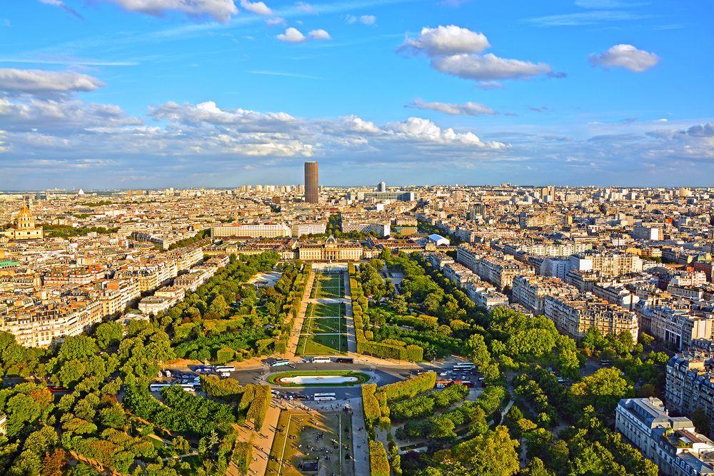 Paris Akan Punya Wajah Baru di Masa Mendatang