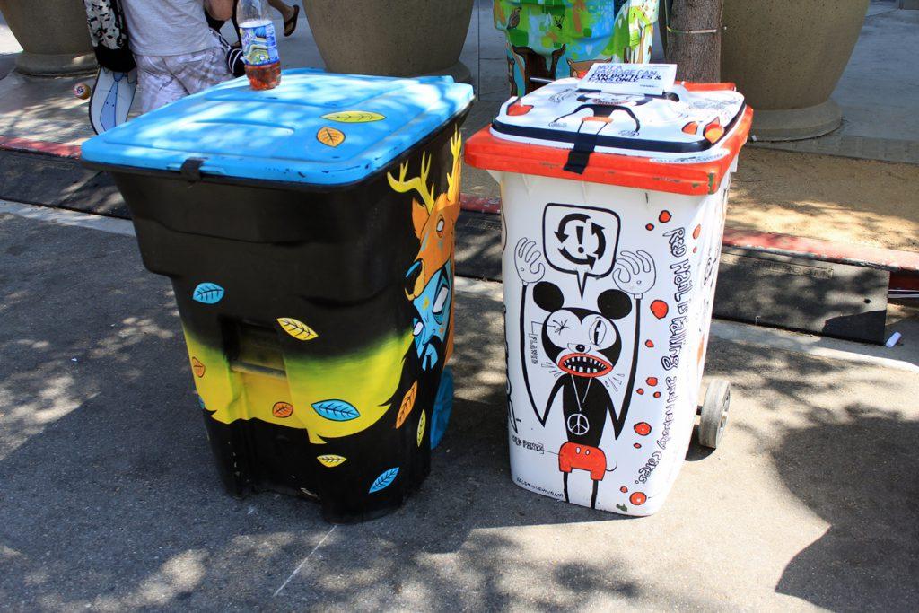 street-art-xgames-trash-cans