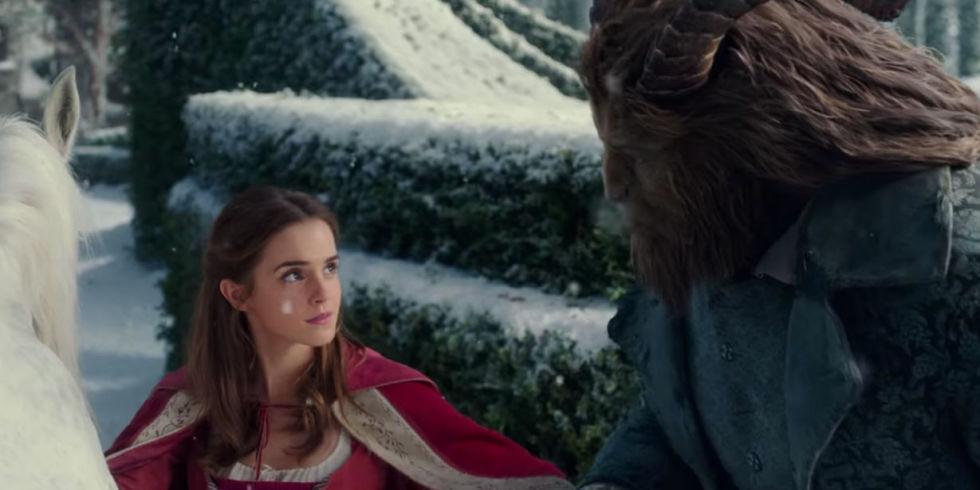 Trailer Film Beauty and The Beast Tumbangkan Fifty Shades Darker