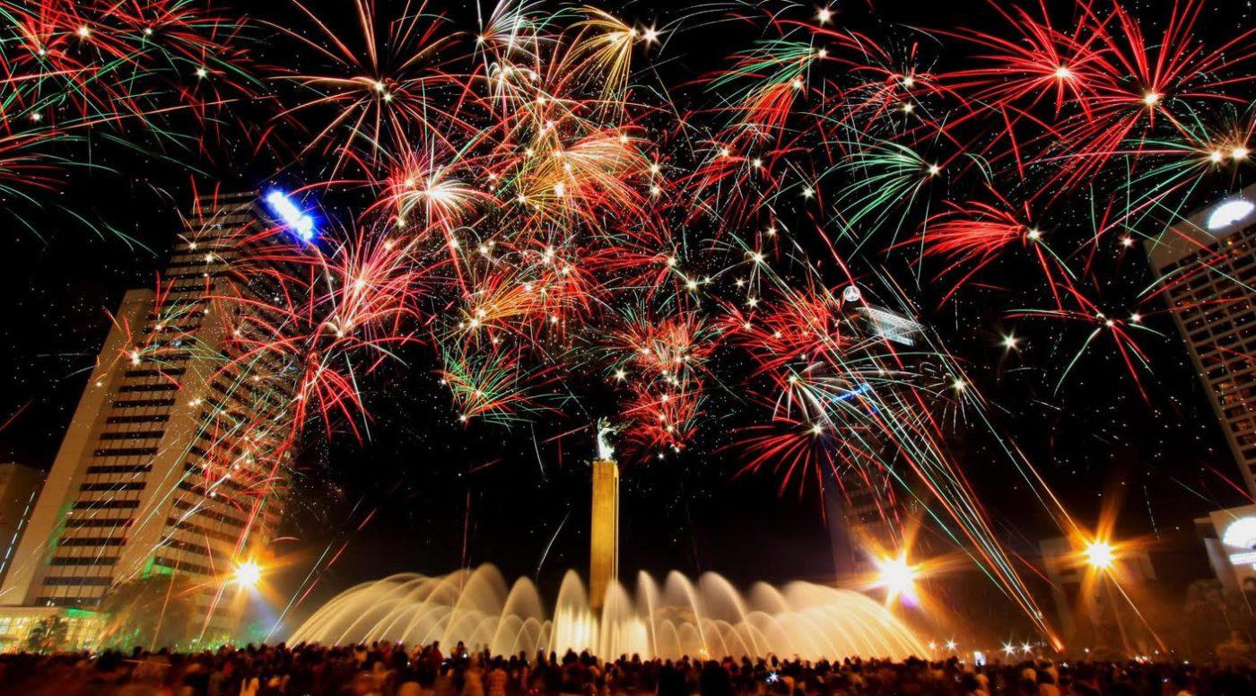 5 Tempat Wisata Keren untuk Menghabiskan Tahun Baru di Indonesia
