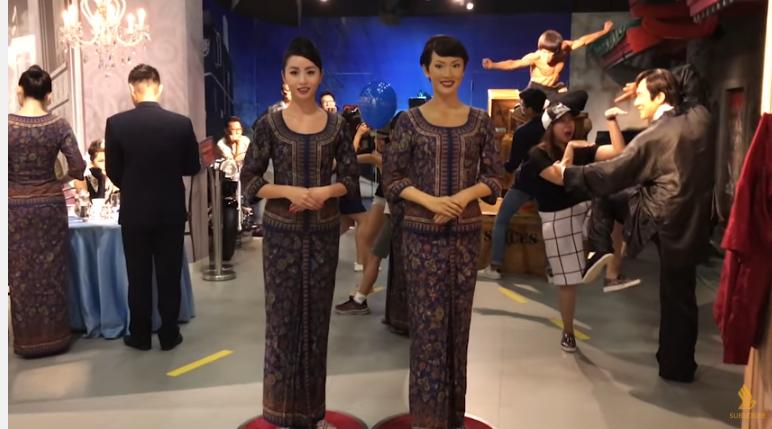 Tidak Mau Ketinggalan! 8 Maskapai Ini Juga Ikut Meramaikan Demam Mannequin Challenge
