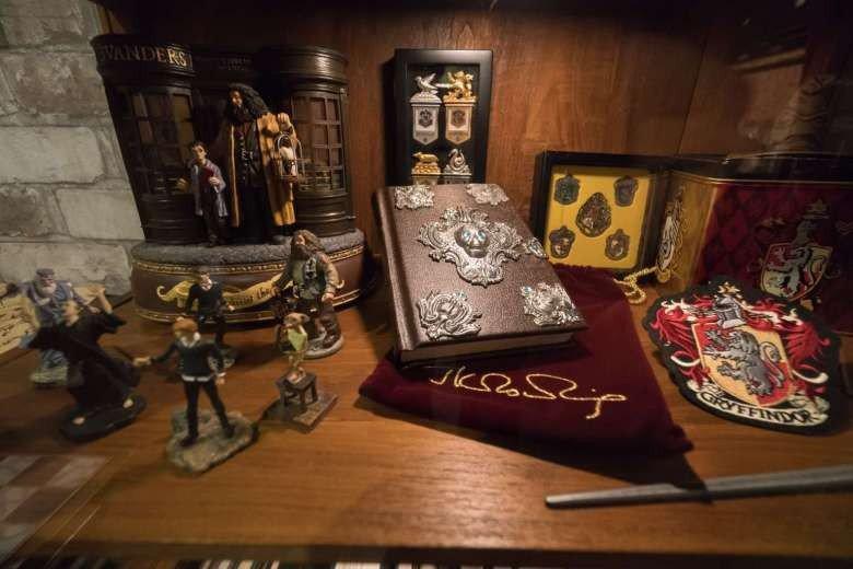 Pameran Harry Potter Siap Digelar di Singapura