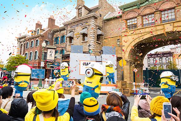 Bersiaplah, Taman Bermain Minions dan Nintendo Segera Hadir di Universal Studio Jepang