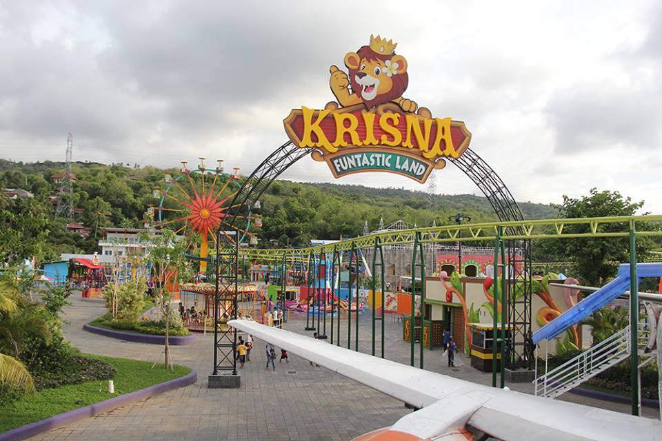 Wahana Rekreasi Baru Krisna Funtastic Land Bali