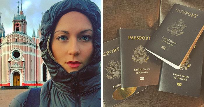 Keren! Cassandra, Wanita Pertama yang Berhasil Mengunjungi 181 Negara di Dunia