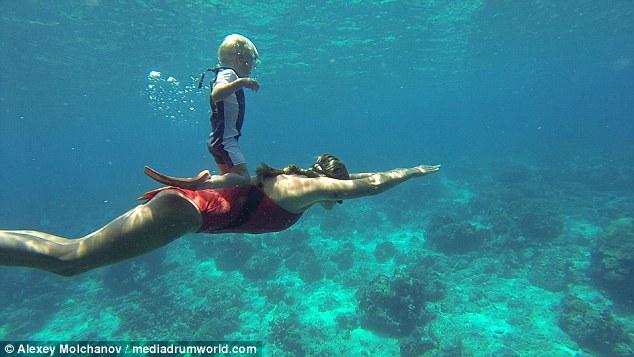 Freediver Termuda di Dunia