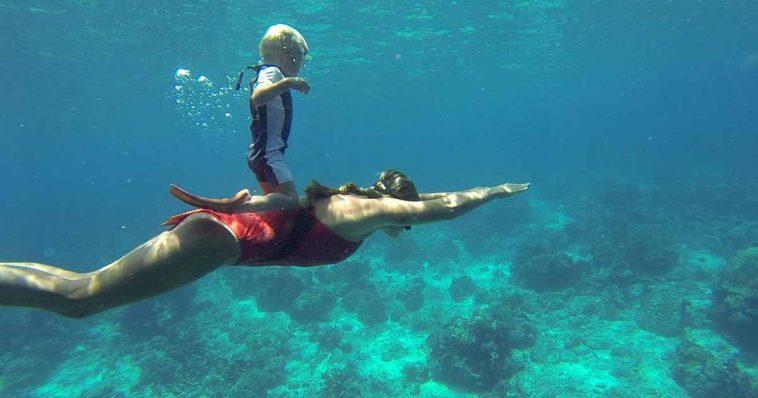 Freediver Termuda di Dunia Berumur 3 Tahun Bisa Menyelam Hingga 10 Meter