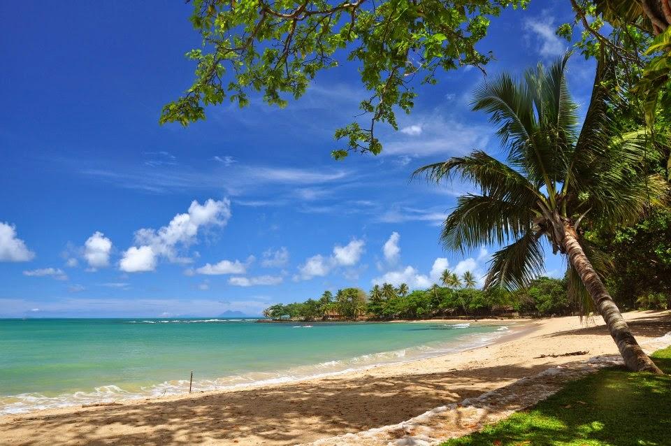 pantai indah di anyer