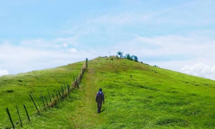 Bukit Rimpi dan Bukit Lintang, Padang Sabana Terindah dari Pelaihari