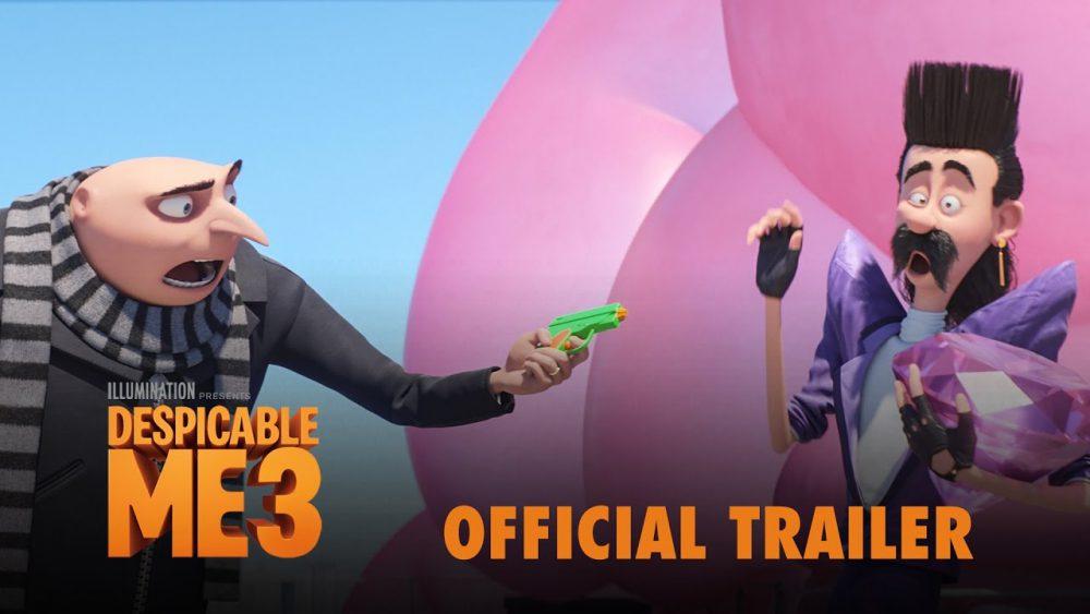 Trailer Film Despicable Me 3