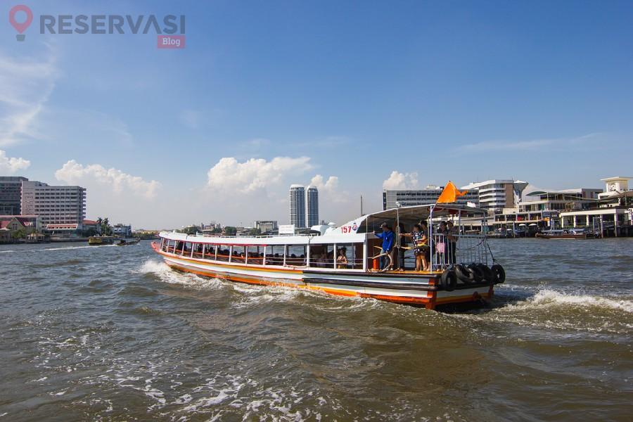 transportasi sungai di bangkok