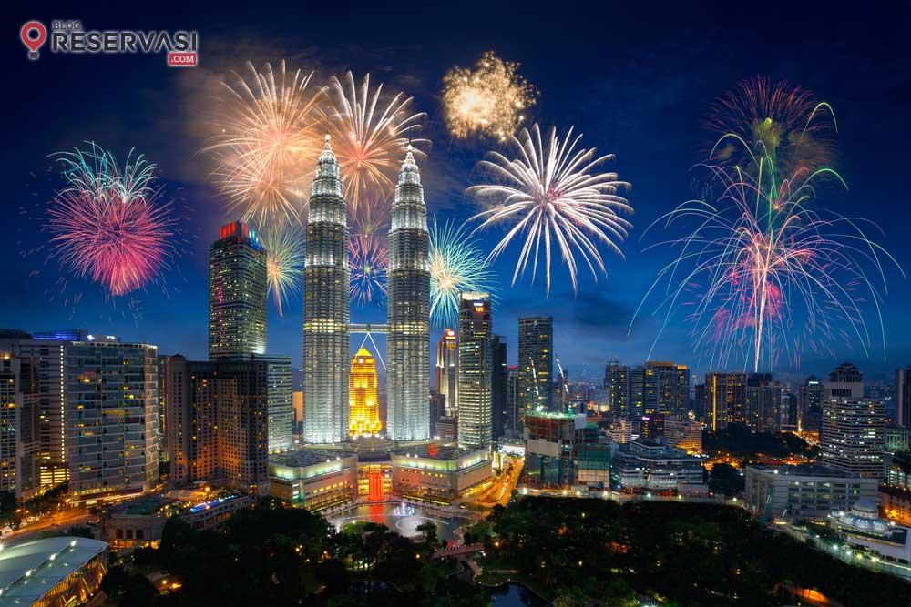 Tips Liburan di Kuala Lumpur Pada Saat Tahun Baru
