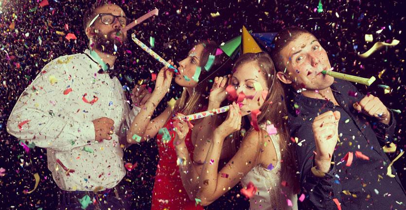 Tip Pesta Tahun Baru di Hotel