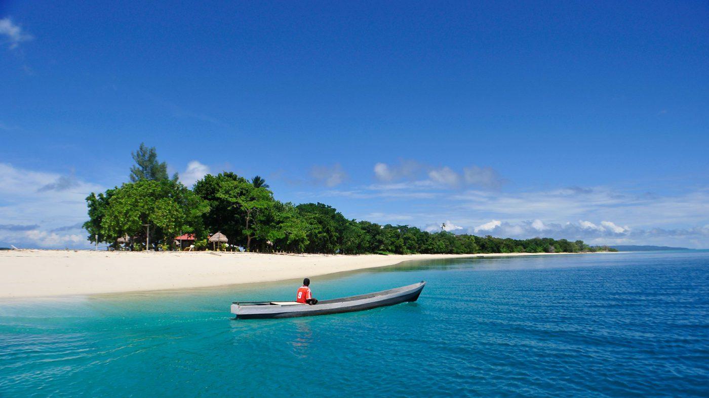 Indahnya Pulau Morotai, Destinasi yang Berada di Maluku Utara Ini