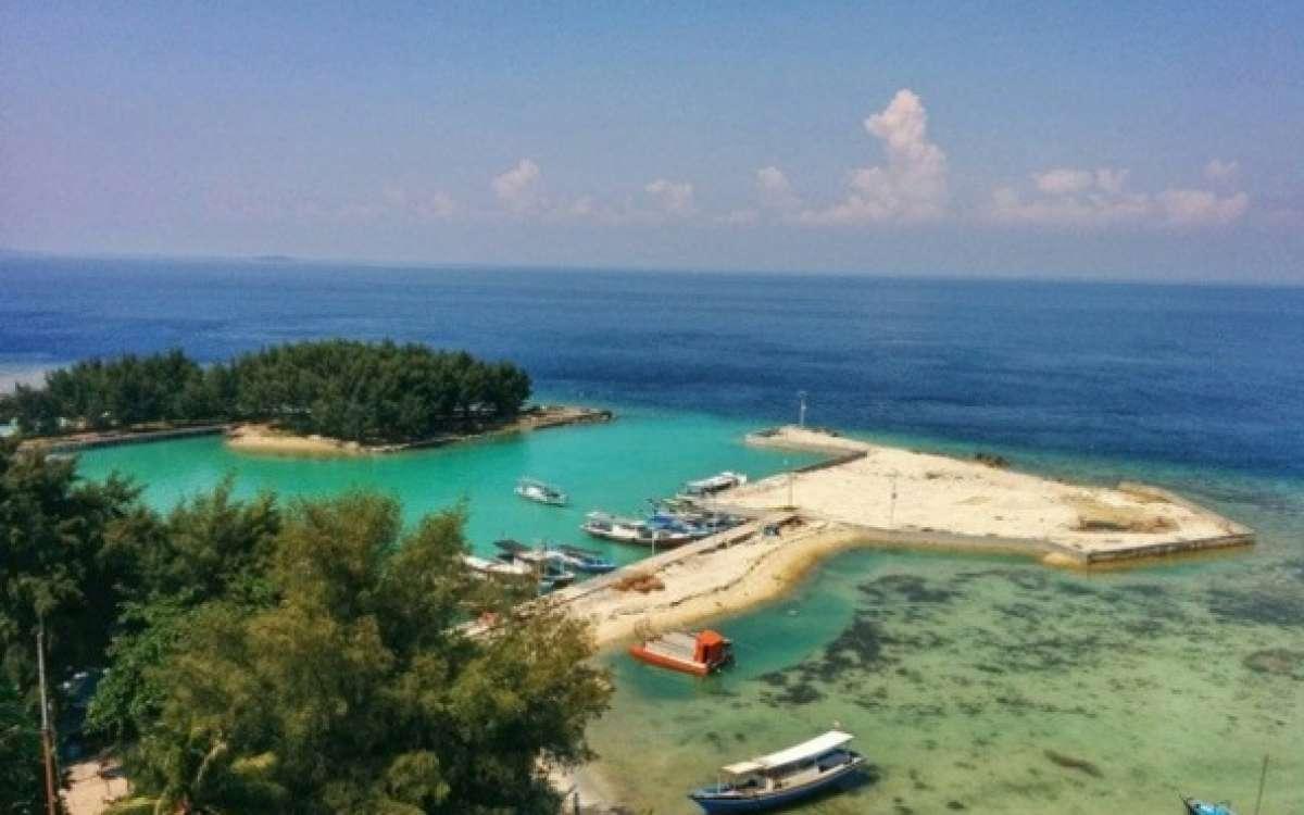 pulau payung