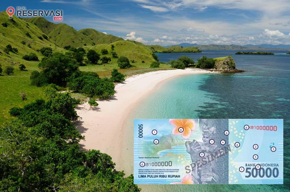 uang-baru-taman-nasional-komodo