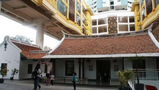 Rumah Mayor Tionghoa Khow Kim An