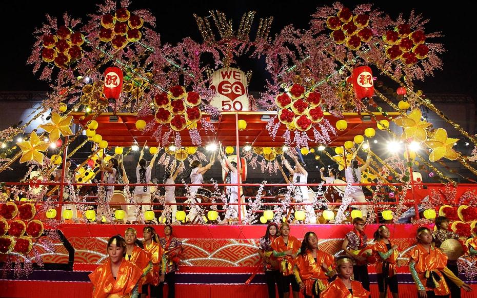 Ingin Merayakan Imlek di Singapura? Kunjungi 5 Tempat Wisata Ini