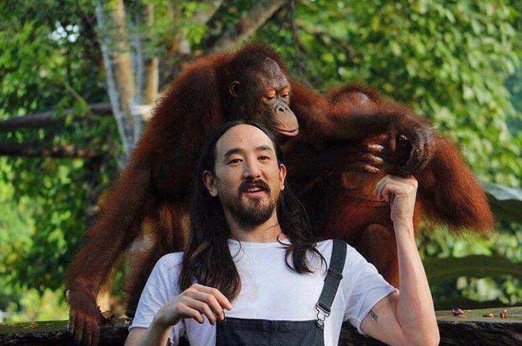 Bali Zoo, Kebun Binatang yang Tawarkan Sarapan Bersama Orang Utan