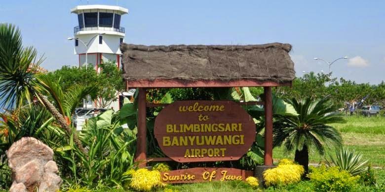Berkonsep Hijau, Bandara Blimbingsari Banyuwangi Siap Beroperasi Maret 2017