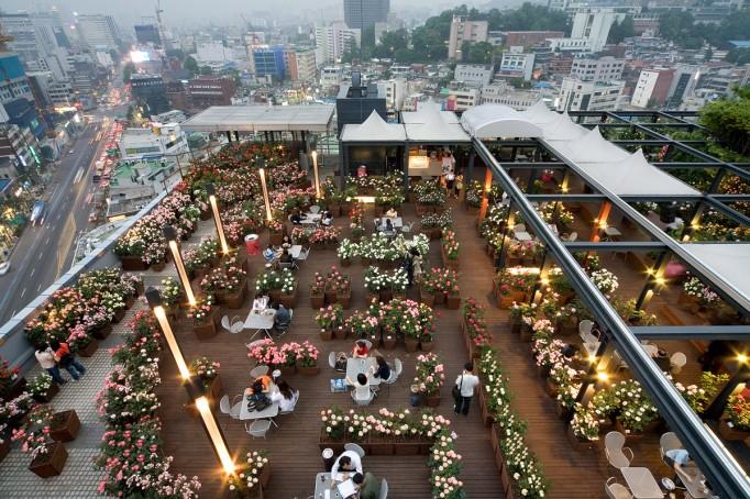 Tempat Romantis di Korea
