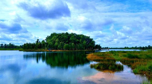 Danau Seran Daya Tarik Wisata Baru Di Banjarbaru Reservasi Travel