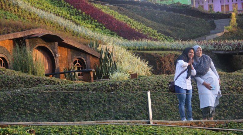 Taman Kelinci Malang Tempat Wisata Baru Bak Negeri Dongeng