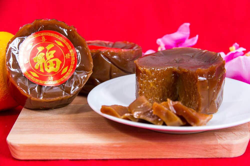 asal-usul kue keranjang