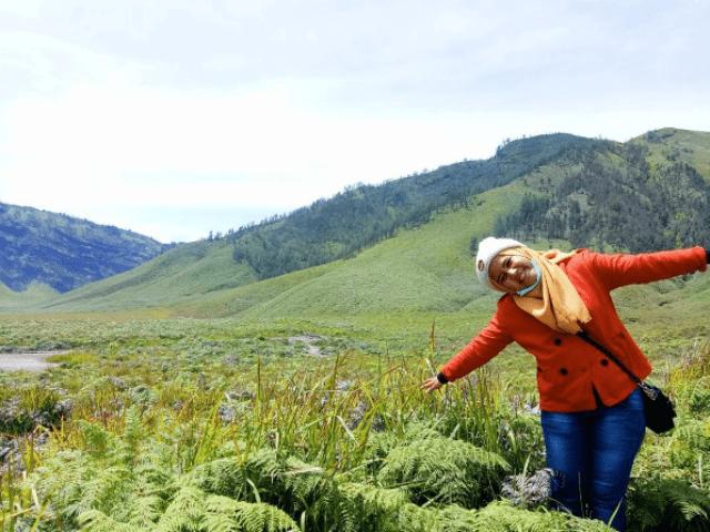 tempat wisata bukit teletubbies blitar