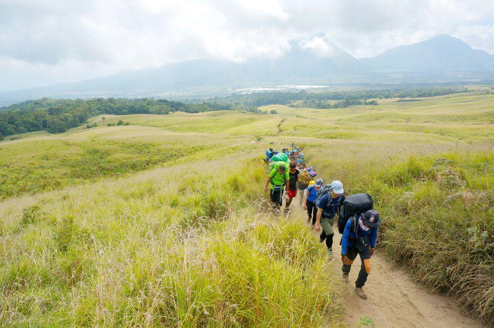 Jalur Pendakian Gunung Rinjani Ditutup Hingga Maret 2017