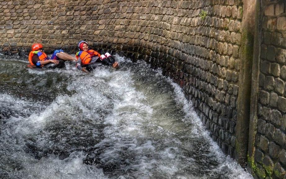 Uji Adrenalin di Perosotan Abangan Lombok Tengah